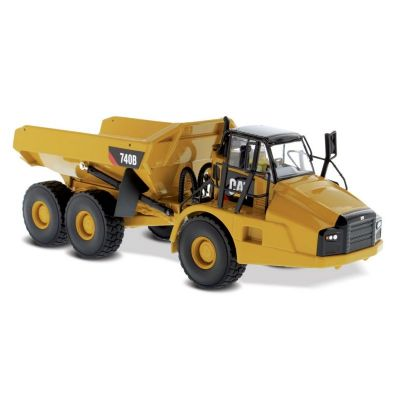 Diecast Masters Cat 740B Articulated Truck (Tipper Body)
